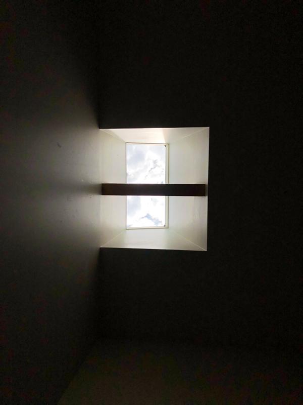 ダイニングの天井