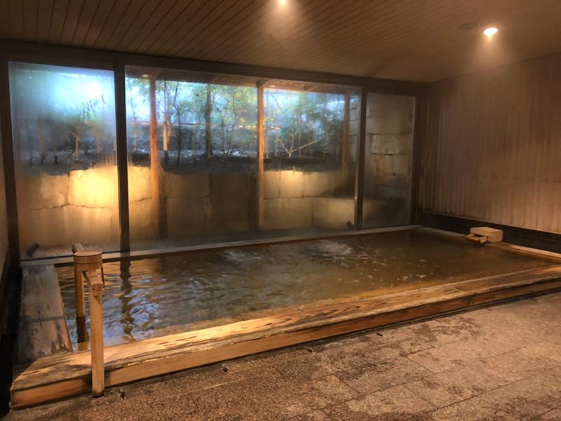 ベラビスタの温泉
